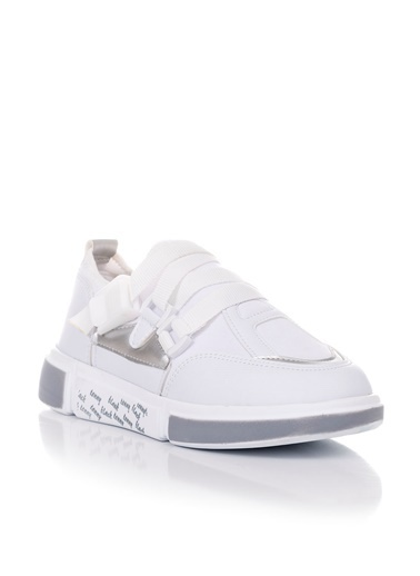 Tonny Black Beyaz Unisex Spor Ayakkabı  Tb291-1 Beyaz